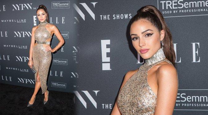 Olivia Culpo – E!, ELLE & IMG Celebrate the Kick-Off To NYFW