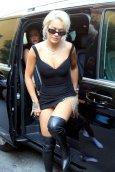 Rita Ora Sexy Upskirt ()