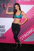 Victoria Justice Sexy Zumba Outfit