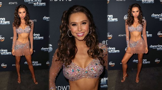 """Alexis Ren – """"Dancing With The Stars"""" Photoshoot in Los Angeles"""