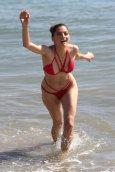 Blanca Blanco Sexy Red Bikini