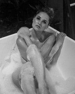 Genevieve Morton Topless Body