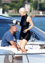 Kylie Jenner Hot On Yacht