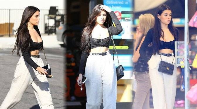 Madison Beer – Sexy Candids in Los Angeles