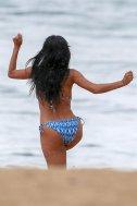 Nicole Scherzinger Sexy Body In Bikini