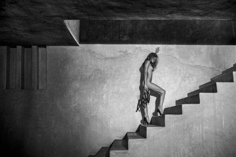 Sara Sampaio Naked Angel