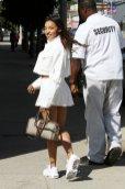 Tinashe Sexy Long Legs