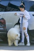 Ariel Winter Sexy Ass In White Pants
