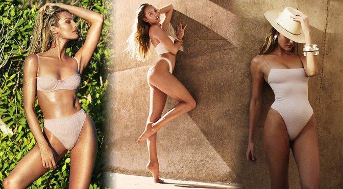 Candice Swanepoel Sexy Body In A Bikini