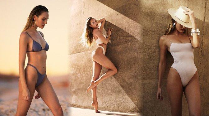 Candice Swanepoel – Tropic of C Resort Swimwear Photoshoot