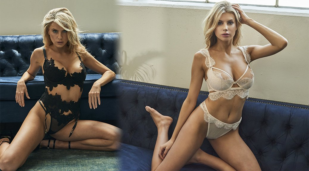 Charlotte McKinney - Wolf & Whistle Lingerie Photoshoot