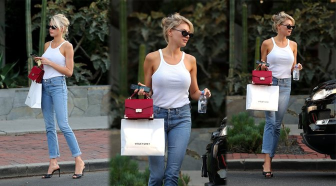 Charlotte McKinney – Sexy Candids in West Hollywood