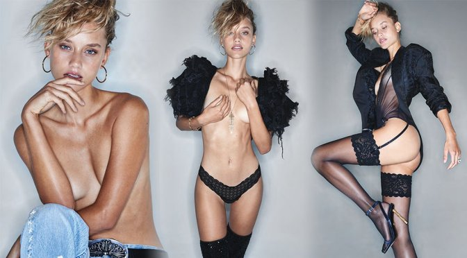 Chase Carter – Maxim Magazine Naked Photoshoot (November/December 2018)