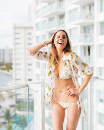 Eva Amurri Martino Bikini
