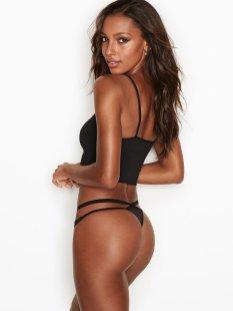 Jasmine Tookes Sexy Body In Lingerie