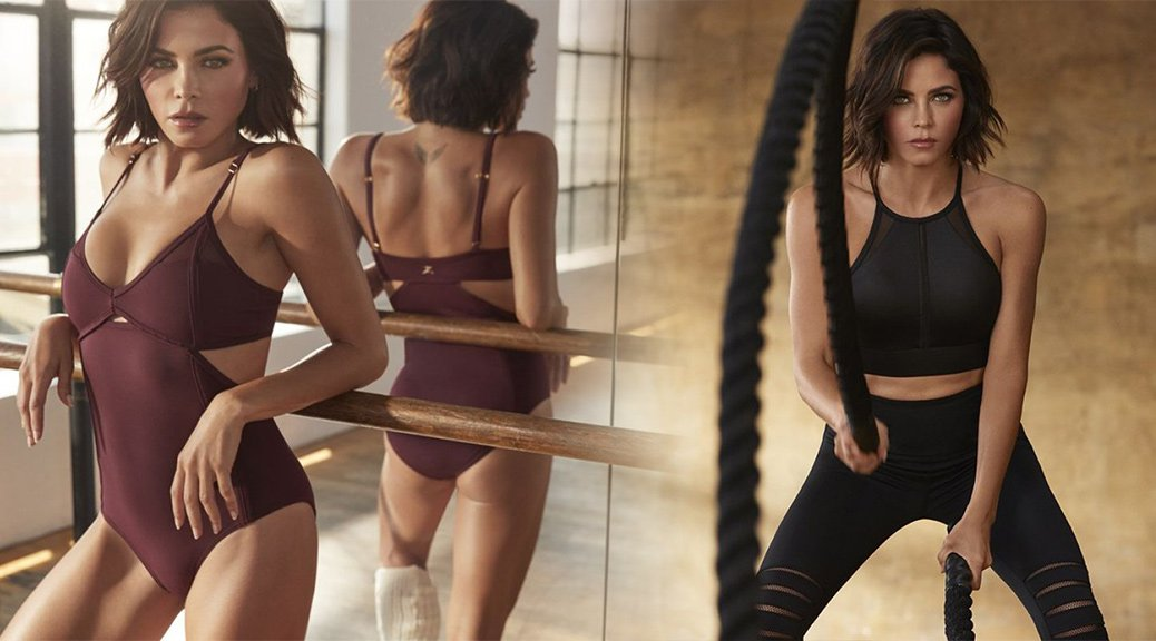Jenna Dewan - Danskin First Capsule Collection
