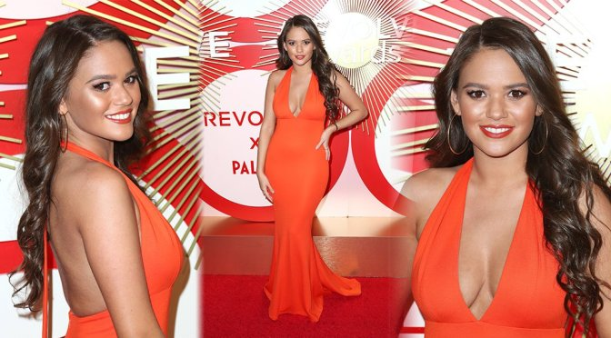 Madison Pettis – Revolve's Second Annual #REVOLVEawards in Las Vegas
