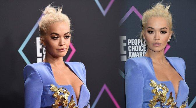 Rita Ora – People's Choice Awards 2018 in Santa Monica