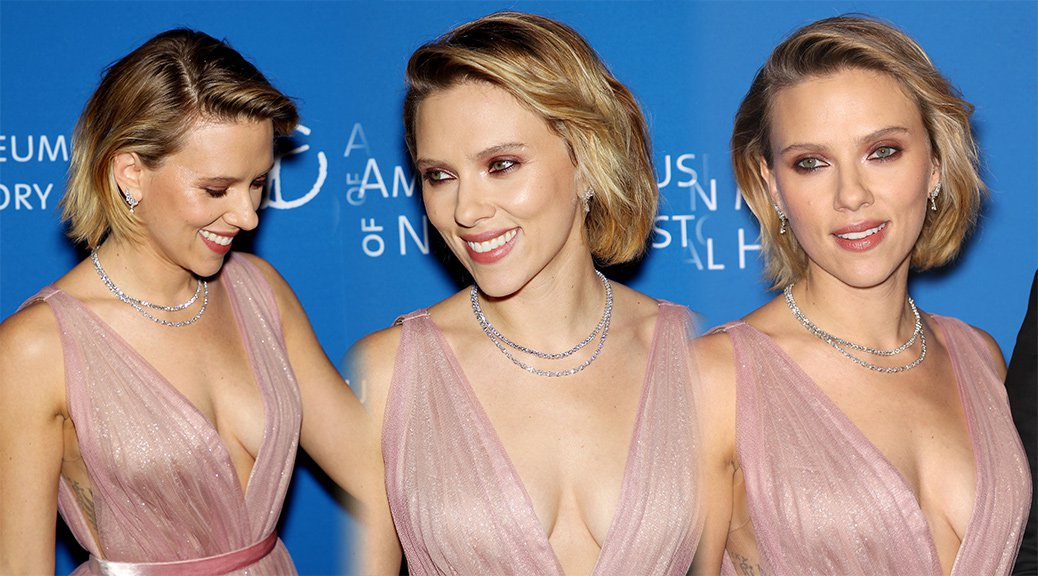 Scarlett Johansson - American Museum Of Natural History 2018 Gala