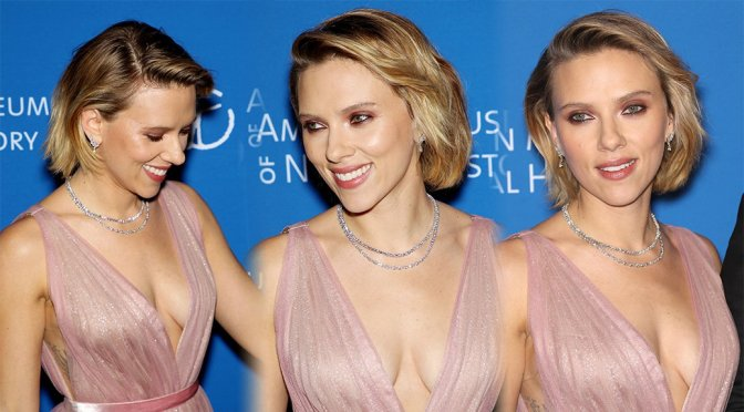 Scarlett Johansson – American Museum Of Natural History 2018 Gala