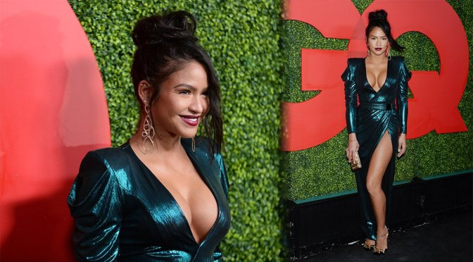 Cassie Ventura – 2018 GQ Men Of The Year Party in Beverly Hills