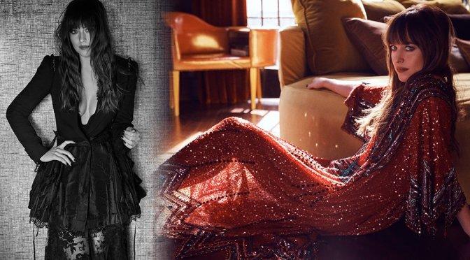 Dakota Johnson – Vanity Fair Italy Magazine (December 2018)