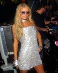 Paris Hilton Sexy Little Dress