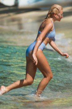 Pixie Lott Sexy Bikini Body