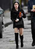 Ariel Winter Sexy In Boots