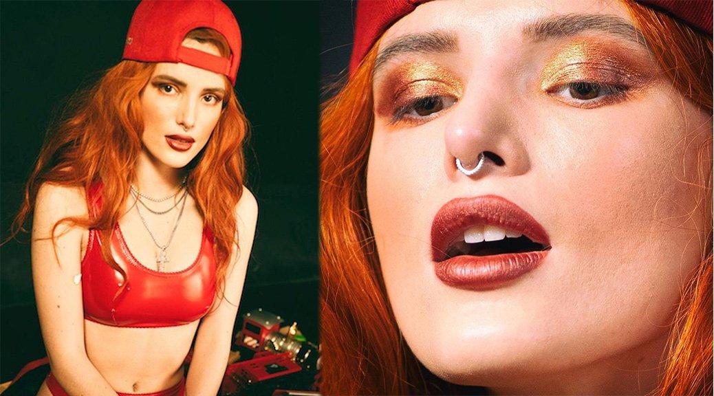 "Bella Thorne - ""Fuck Me Firetruck"" Promo"