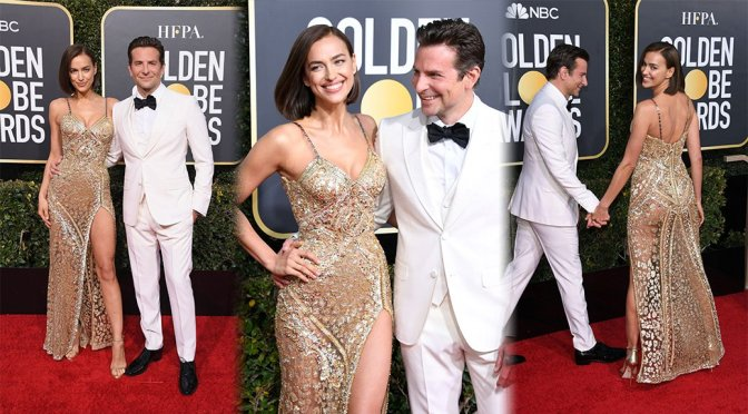 Irina Shayk – 76th Annual Golden Globe Awards in Beverly Hills