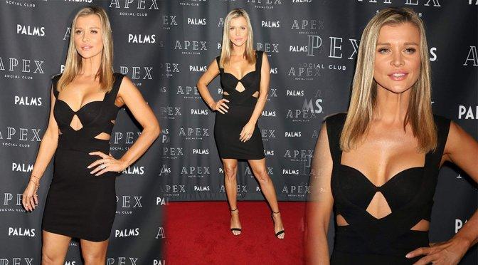 """Joanna Krupa – """"Elphia Beauty"""" Skin Care Line Launch in Las Vegas"""