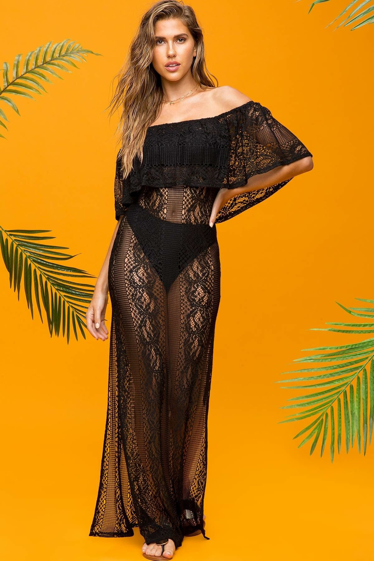 Kara Del Toro – A'Gaci Beachwear 2019 Collection