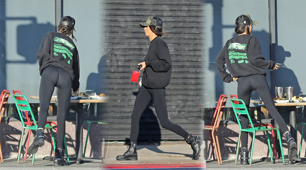 Kendall Jenner - Sexy Ass Candids in Los Angeles