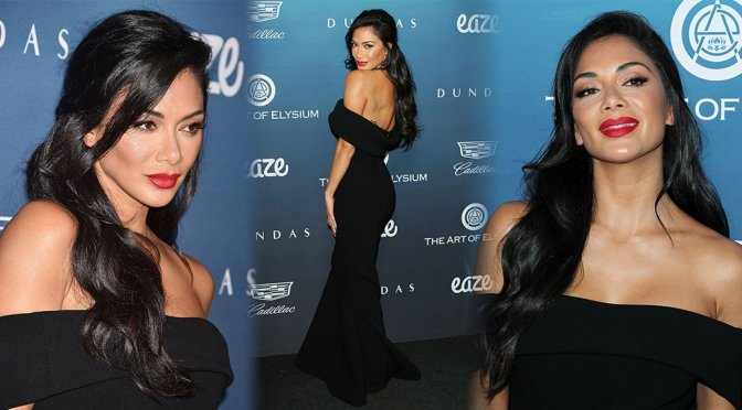 Nicole Scherzinger – Art Of Elysium's 12th Annual Celebration in Los Angeles