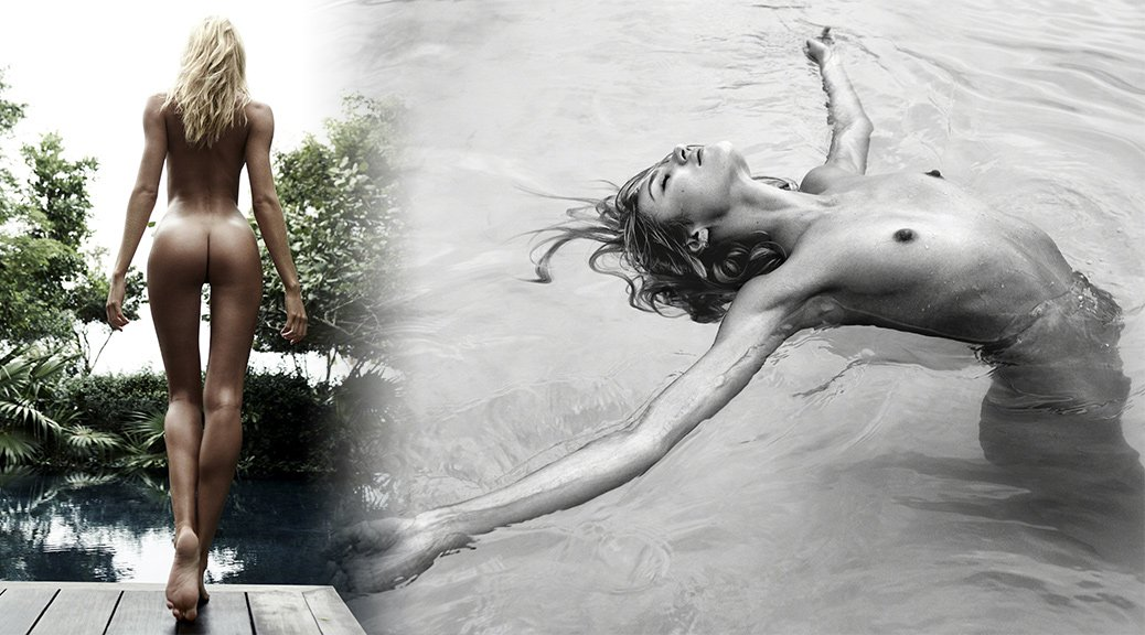 Candice Swanepoel - Naked Photoshoot by Adam Franzino (NSFW)