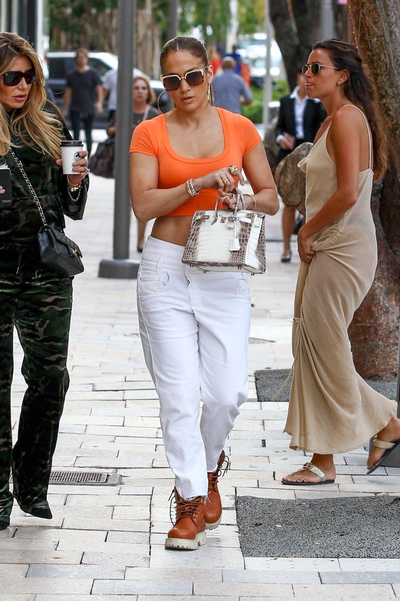 Jennifer Lopez Sexy Top