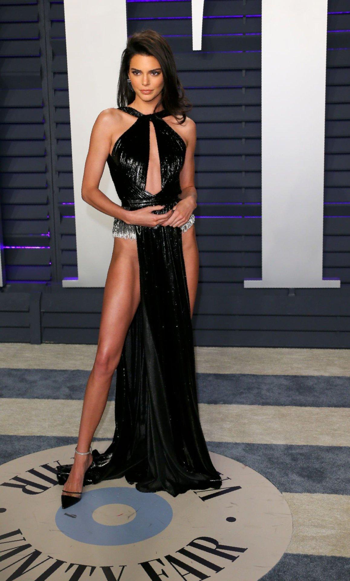Kendall Jenner Sexy Dress