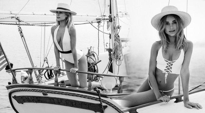"Kimberley Garner  ""Kimberley London"" Bikini Photoshoot in Miami"