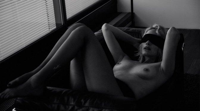 Amber Valletta – Lui Magazine Topless Photoshoot (Spring 2019)