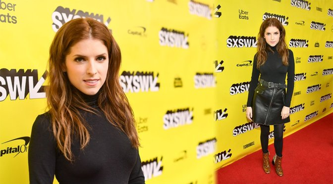 "Anna Kendrick – ""The Day Shall Come"" premiere in Austin"