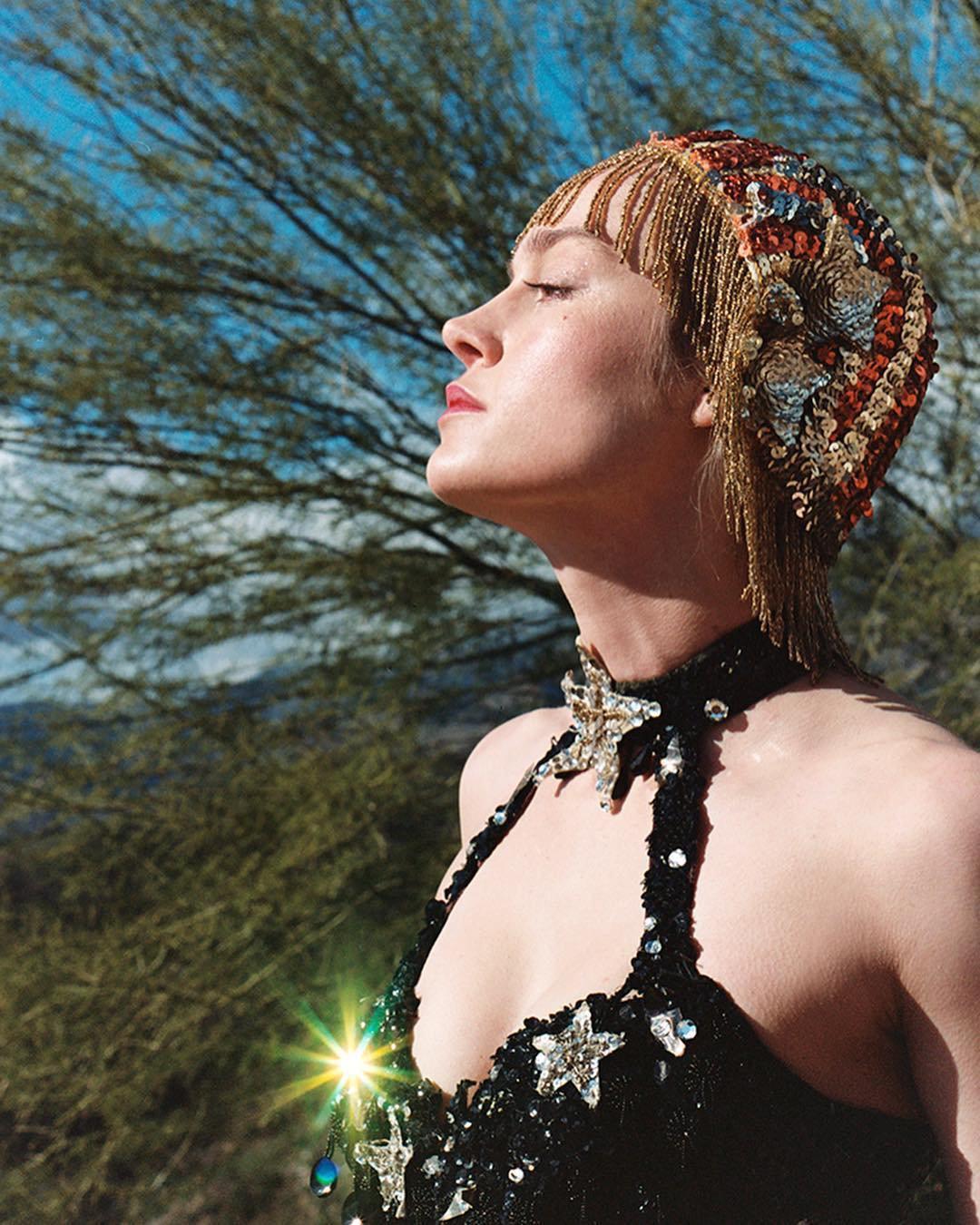 Brie Larson Sexy Photoshoot