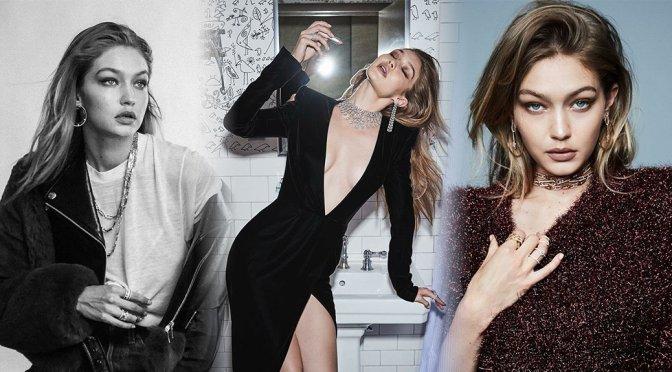 Gigi Hadid – Messika by Gigi Hadid My Twin Collection 2019