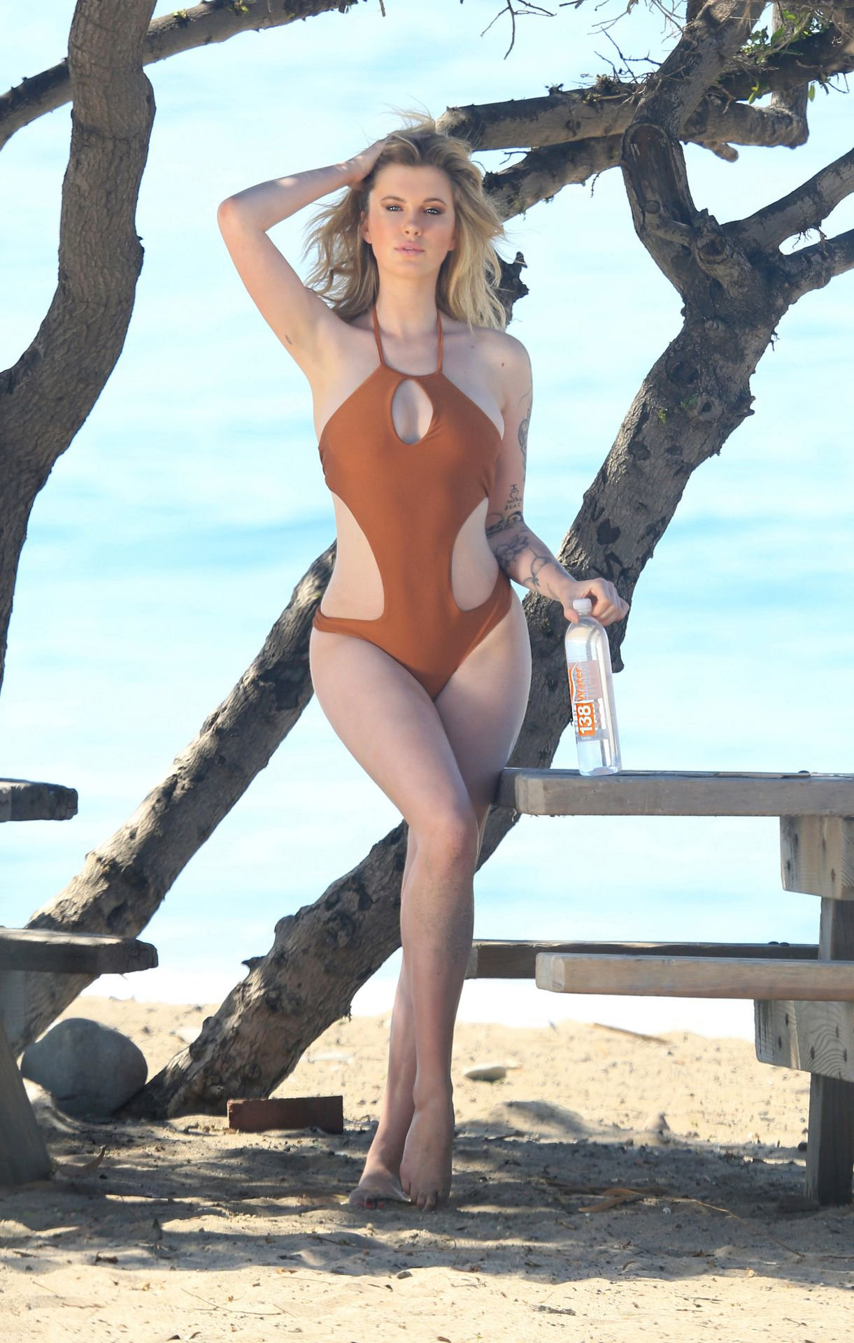 Ireland Baldwin Sexy Swimsuit