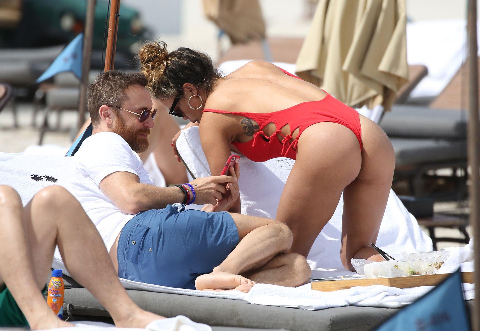 Jessica Ledon Sexy Ass