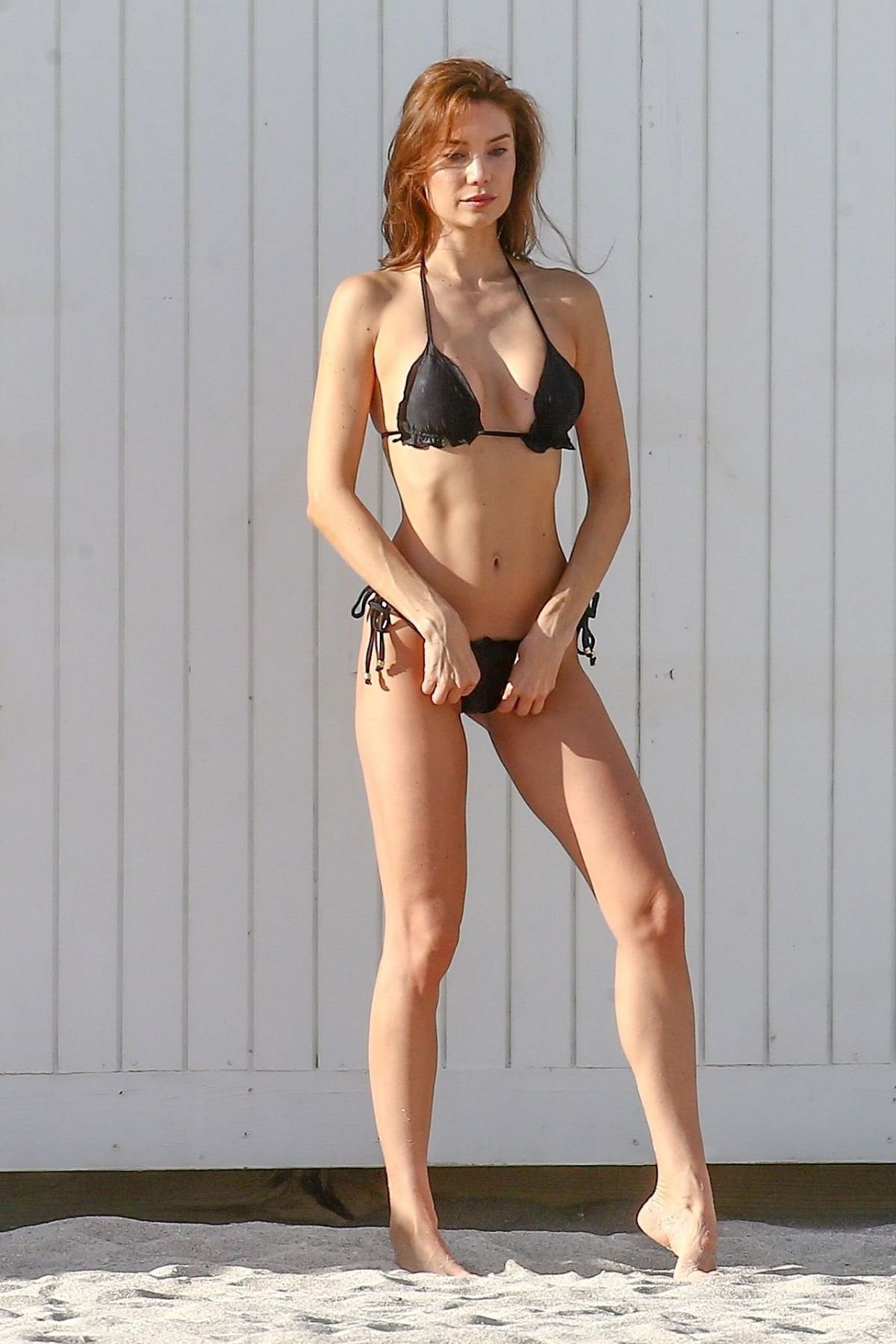 Julia Pereira Bikini Photoshoot
