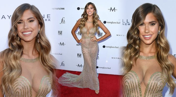 Kara Del Toro – Daily Front Row's 5th Annual Fashion Awards in Los Angeles