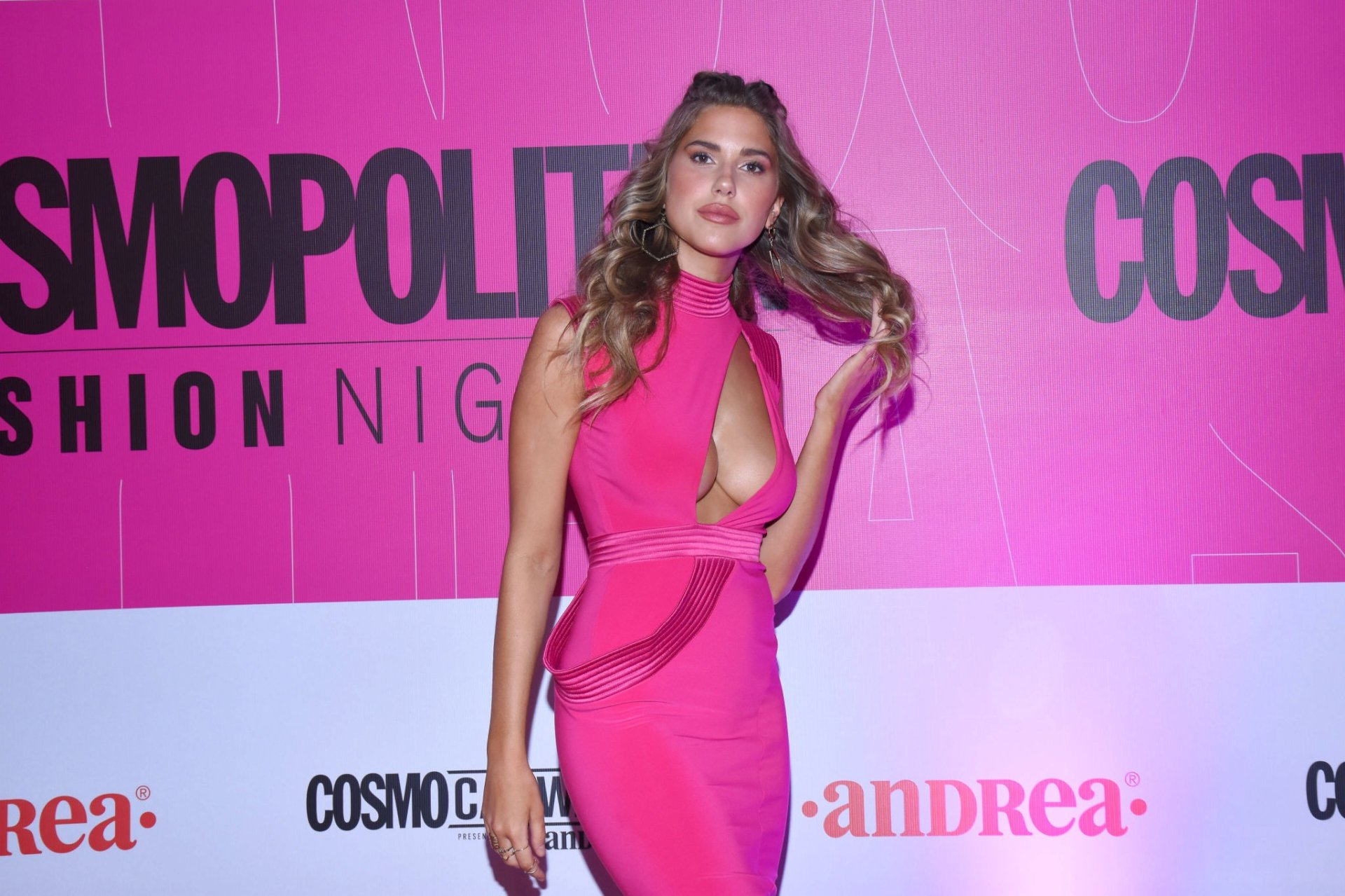 Kara Del Toro – Cosmopolitan Fashion Night in Mexico City