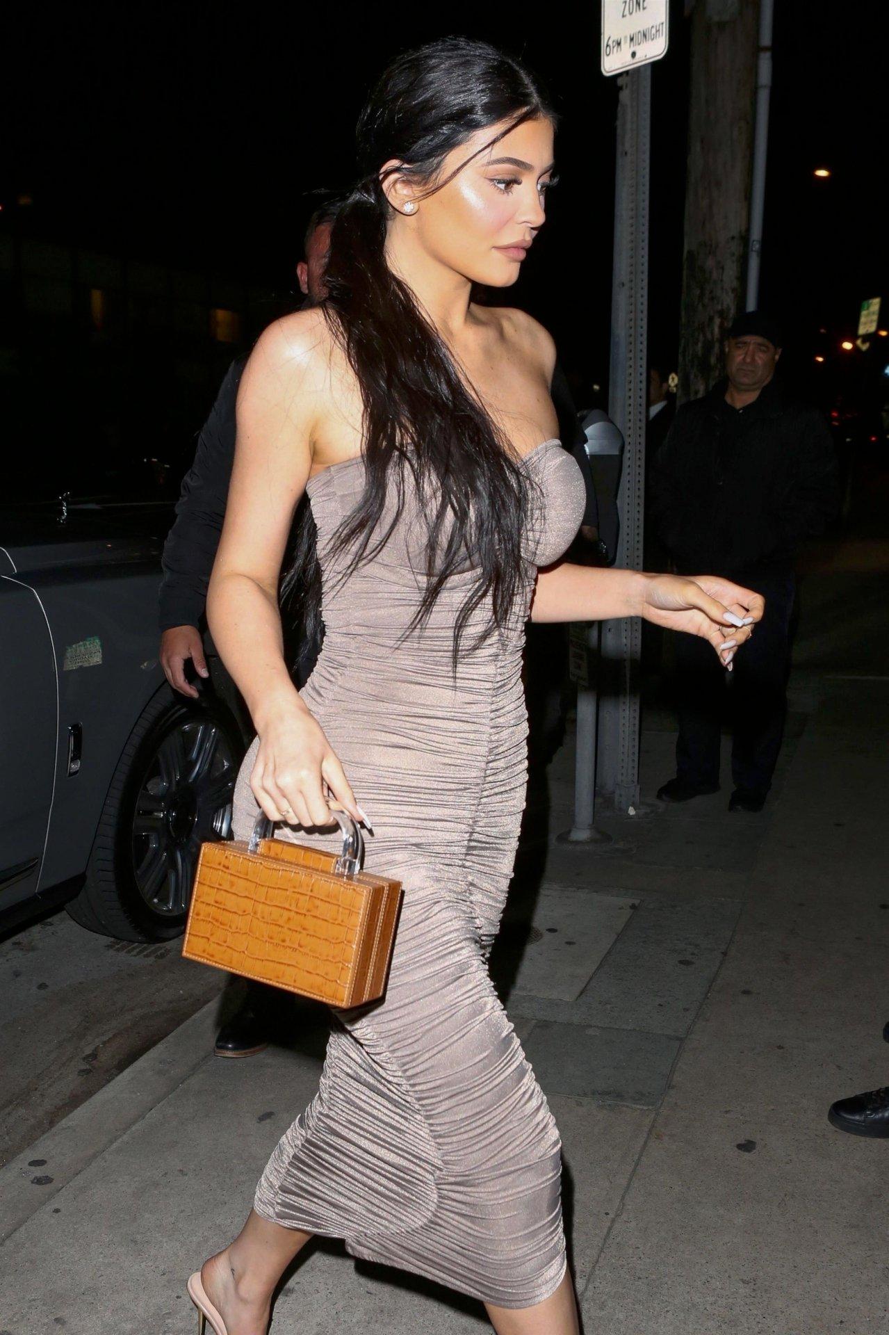 Kylie Jenenr Hot Curvy Body