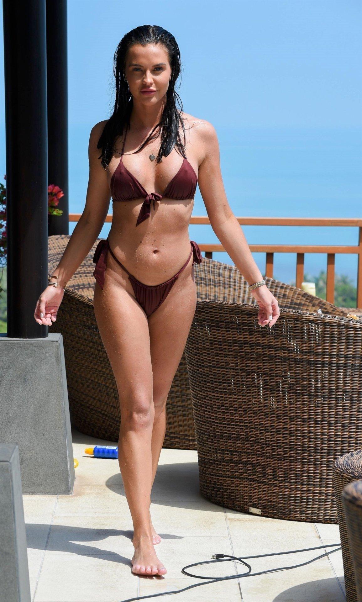 Shelby Tribble Hot Bikini Body